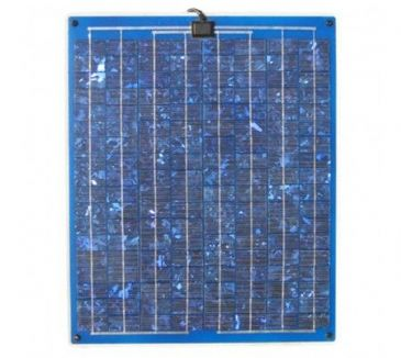 Spectra solar panel charger 20W